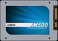 Crucial M500 960GB factory recertified 2.5-inch Internal SSD, FCCT960M500SSD1