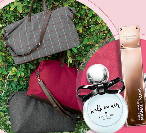 Free Weekender Bag with $30 Fragrance Purchase @ ULTA Beauty