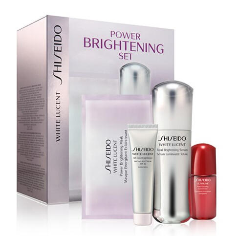 Shiseido White Lucent Power Brightening Set