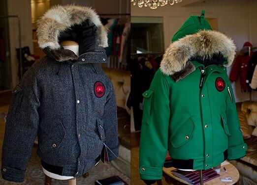 Up To $900 Gift Card with Canada Goose Purchase @ Saks Fifth Avenue