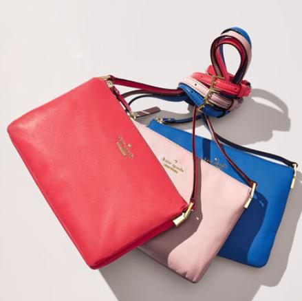 kate spade new york ivy place gabriella crossbody bag, geranium @ Neiman Marcus