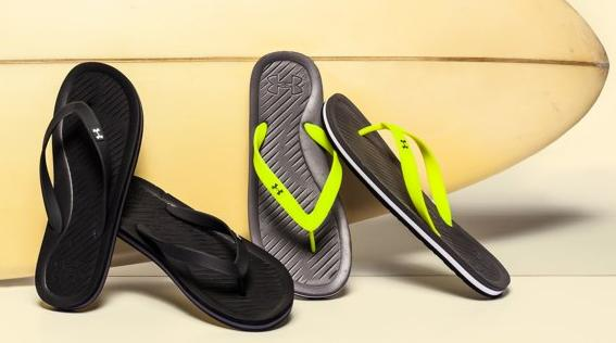 As low as $7.99 Men's Sandals Flash Sale @ Macy's
