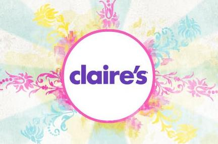 50% Off Sitewide @ Claires.com