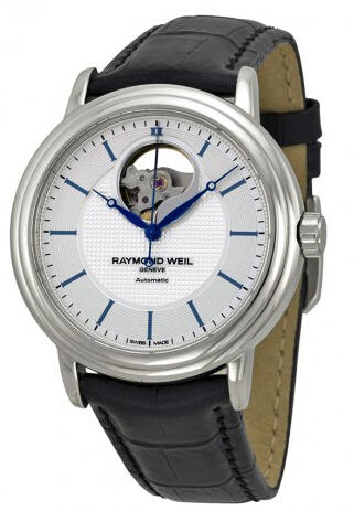 Raymond Weil Maestro Automatic Open Skeleton Men's Watch 2827-STC-65001