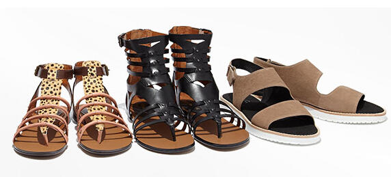 $29.99 and Under Sandals Sale @ Saks Off 5th