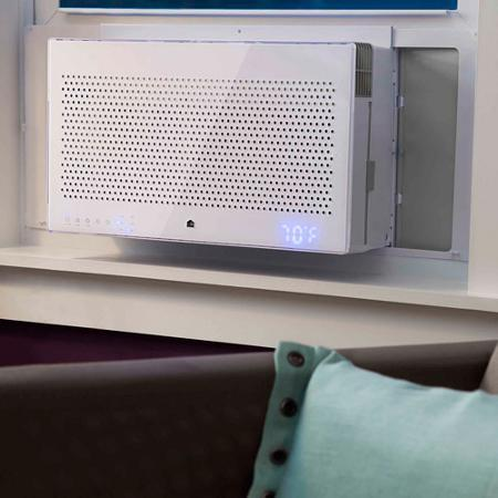 $149 Quirky + GE Aros Smart Window Air Conditioner PAROS-WH01