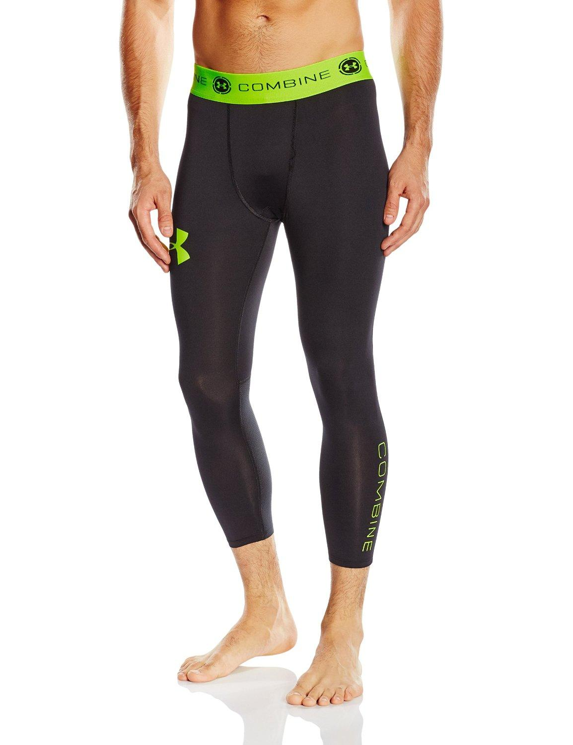 Under Armour Men's UA Combine® Training Ascent ¾ Compression Leggings