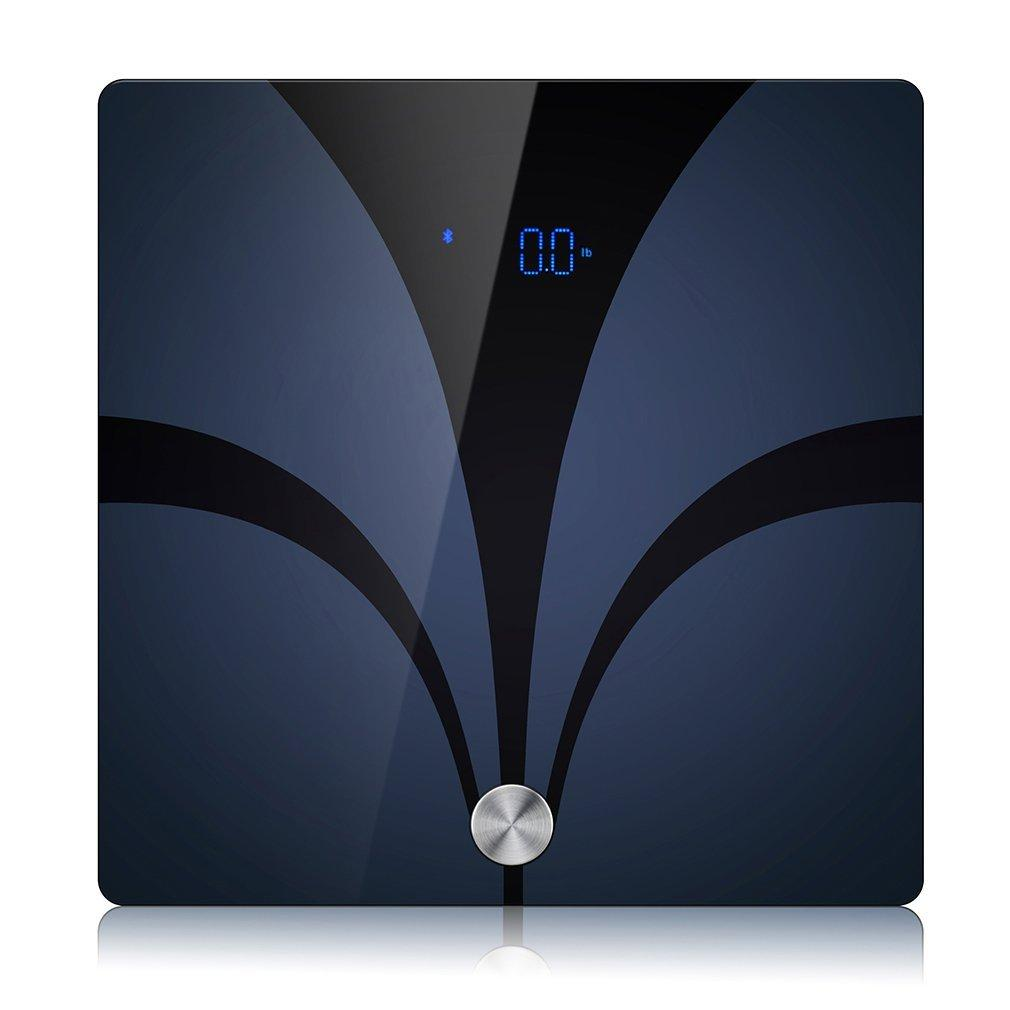 Tsing Bluetooth Digital Body Fat Scale with Large LED Screen