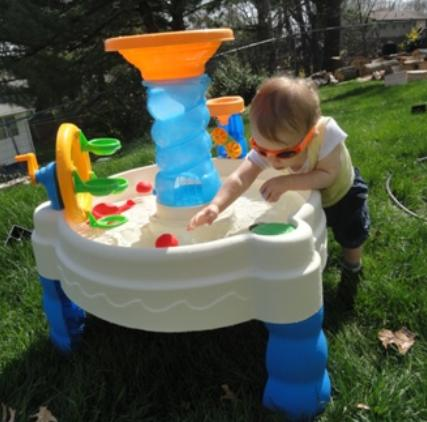 Little Tikes Spiralin' Seas Waterpark Play Table @ Amazon