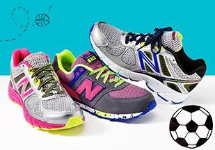 Up to 63% Off Kids Sporty Sneakers @ MYHABIT