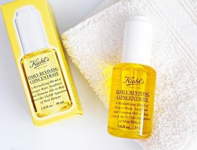 2 Deluxe Samples with any Daily Reviving Concentrate purchase @ Kiehl's