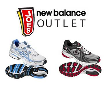 Extra 10% Off+Free Shipping Sitewide @ Joe's New Balance Outlet