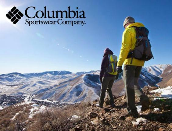 Up to 70% Off Select Columbia Outerwear @ 6PM