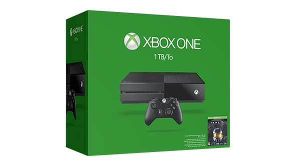 $399 1TB Xbox One + Halo: The Master Chief Collection Bundle+Assassin's Creed Unity+$50 Xbox Gift Card