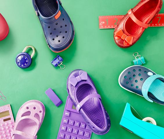 Up to 60% Off Crocs Kids Shoes On Sale @ Zulily.com