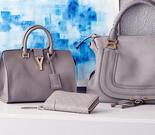 Up to 30% Off Chloe & More brands Luxe Handbags @ Rue lala