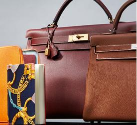 As Low As $175 Vintage Hermès Handbags, Jewelry, Scarves on Sale @ Gilt