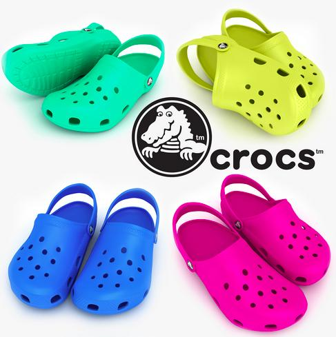 Up to 70% Off Crocs Shoes @ 6PM