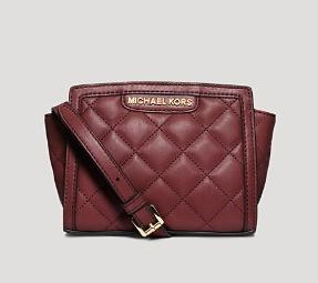 MICHAEL Michael Kors Crossbody - Selma Quilted Mini @ Bloomingdales