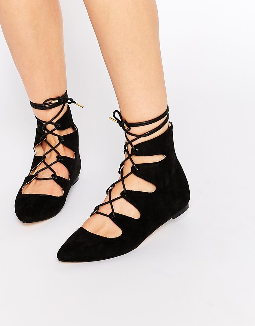 Up to 50% Off Women's Flats @ ASOS