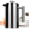 $26.35 Secura Stainless Steel French Press Coffee Maker