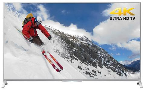 Sony 55' 4K Smart LED HDTV XBR-55X800B + $300 Gift Card