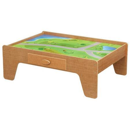 Free Shipping Activity Table with Drawer