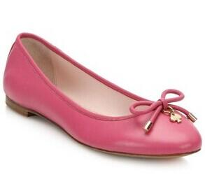 kate spade new york Ballet Flats - Willa Bow @ Bloomingdales