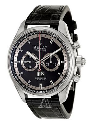 Zenith Men's El Primero Rattrapante Watch03-2050-4026-91-C714 (Dealmoon Exclusive)