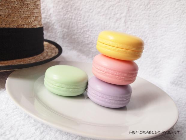 New Release Sephora launched It's Skin Macaron Lip Balm