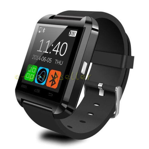 $11.99 U8 Bluetooth Smart Wrist Watch Phone Mate