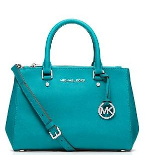 MICHAEL Michael Kors Satchel - Small Sutton @ Bloomingdales