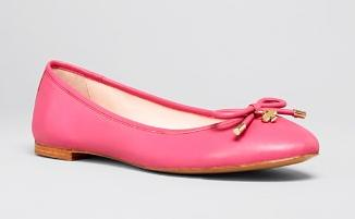 Kate Spade New York Ballet Flats - Willa Bow @ Bloomingdales.com