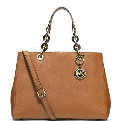 MICHAEL Michael Kors Satchel - Cynthia Medium @ Bloomingdales