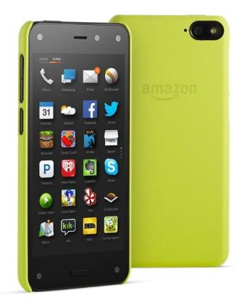 Up to 71% Off 32 GB Unlocked Amazon Fire Phone Bundle @ Amazon.com