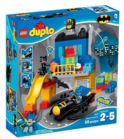 $24.99 LEGO DUPLO Super Heros Batcave Adventure 10545
