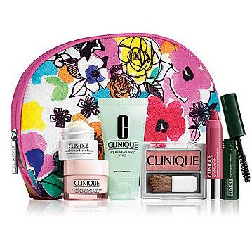 Free 7 Piece Gift ($70 Value) Any $27 Clinique Purchse @ Bon-Ton