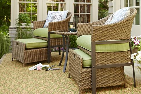 Up to 50% off Select Patio Furniture & Outdoor Decor @ Lowes