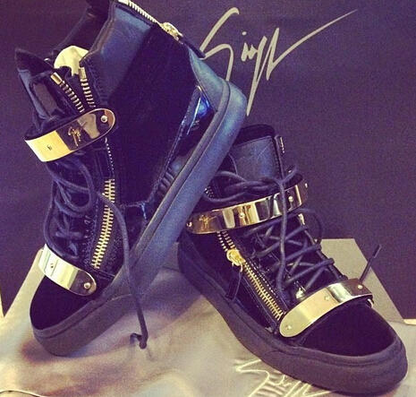 Up to $300 Gift Card with  GIUSEPPE ZANOTTI Men's Shoes Purchase  @ Bergdorf Goodman