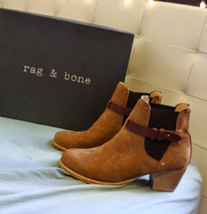 Up to $300 Gift Card with Rag & Bone Bootie and more Purchase  @ Bergdorf Goodman