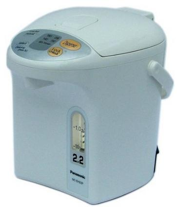 Panasonic NC-EH22PC Water Boiler 2.3-Quart with Temperature Selector