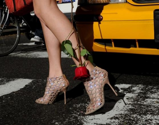 Up to $300 Gift Card with Sergio Rossi Shoes Purchase  @ Bergdorf Goodman