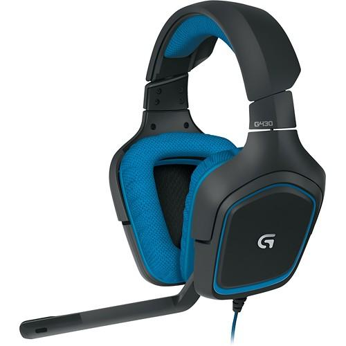 Logitech G430 Over-the-Ear Gaming Headset