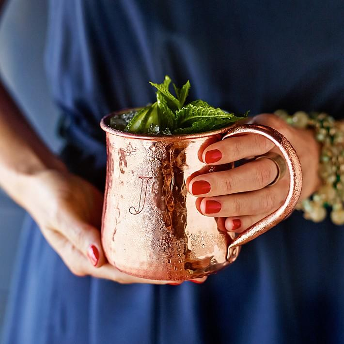 Old Dutch Moscow Mule Mug Solid Copper @ MYHABIT