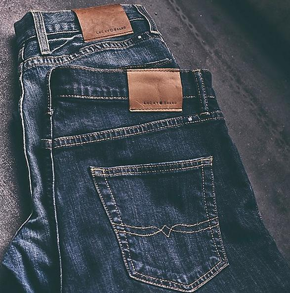30% Off + Free Shipping All Jeans @ Lucky Brand Jeans