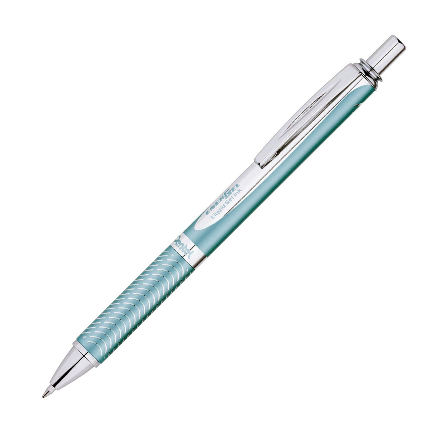 Pentel EnerGel Alloy RT Premium Liquid Gel Pen 0.7mm