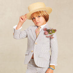 Up to 60% Off + Extra 20% Off Select Ralph Lauren Kids Clothes @ macys.com