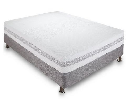 Lowest price! 11-Inch Hybrid Cool Gel Memory Foam and Innerspring Mattress, Full