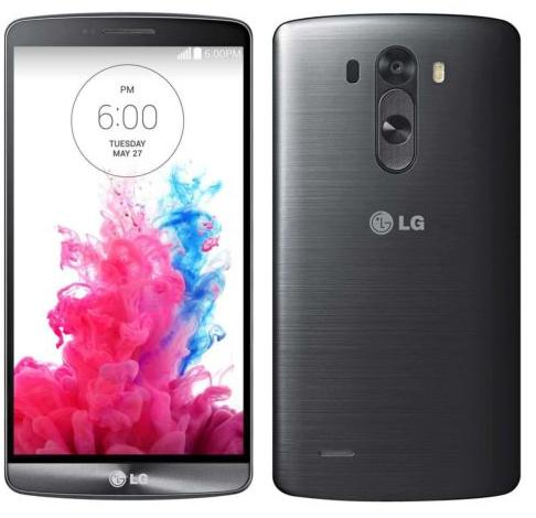 $279.99 LG G3 D851 - 32GB 4G LTE Unlocked T-Mobile Smartphone Metallic Black