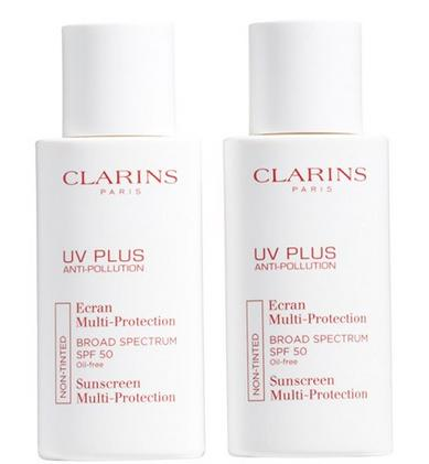 $62 Clarins SPF 50 Daily Protection Duo ($84 Value) @ Nordstrom